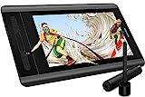 XP-PEN Artist 12 Tablette Graphique avec Ecran 11.6 Pouces à Stylet Passif 8192 Niveaux Acompagnée avec 6 Raccourcis et 1 Barre Tactile - Compatible avec Windows et Mac