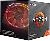AMD Ryzen 7 3700X, AM4, Zen 2, 8 Core, 16 Thread, 3.6GHz, 4.4GHz Turbo, 32MB L3, PCIe 4.0, 65W, CPU, Wraith Prism