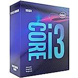 Processeur Intel i39100F CFL GT0 Lga1151(3.6Ghz)(Bx80684I39100F) *8015