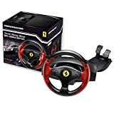 Thrustmaster Ferrari Racing Wheel Red Legend Edition compatible PC / PS3
