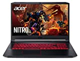 Acer Nitro AN517-52-577P Ordinateur portable Gaming 17.3' Full HD (Intel Core i5, 8Go de RAM, SSD 512Go, NVIDIA GeForce GTX 1650Ti 4 Go, Windows 10)